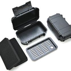 Как сохранить непромокаемым содержимое тревожного чемоданчика: герметичный контейнер для лекарств, документов и прочего